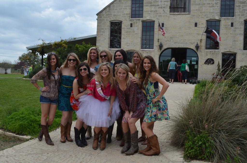 Texas Vineyard Tours